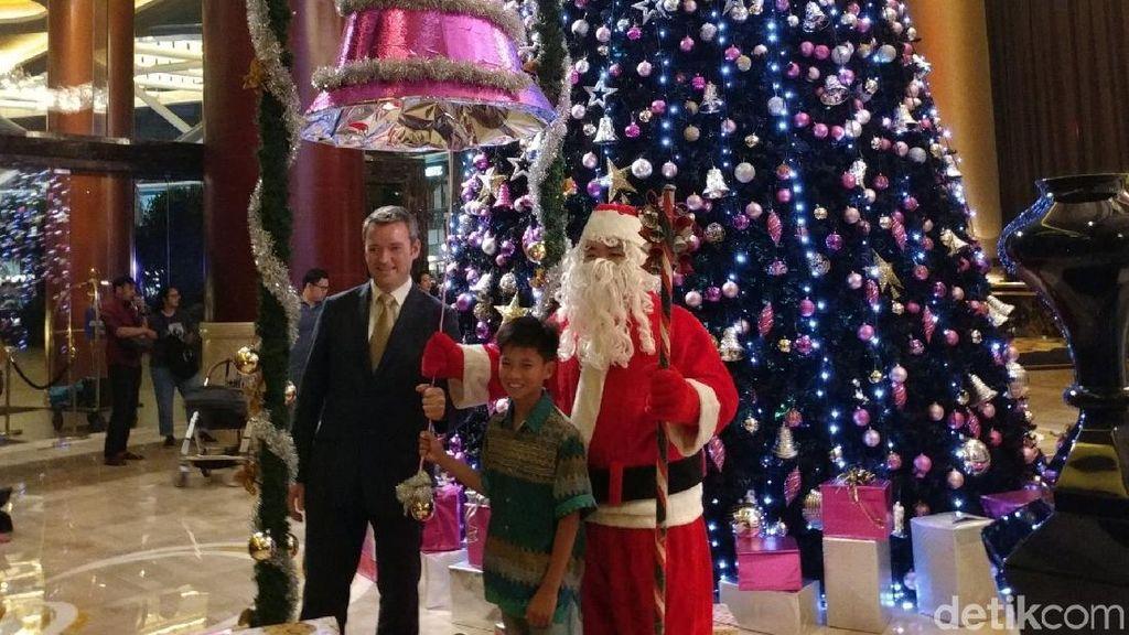 Kemeriahan Natal & Tahun Baru di The Trans Luxury Hotel