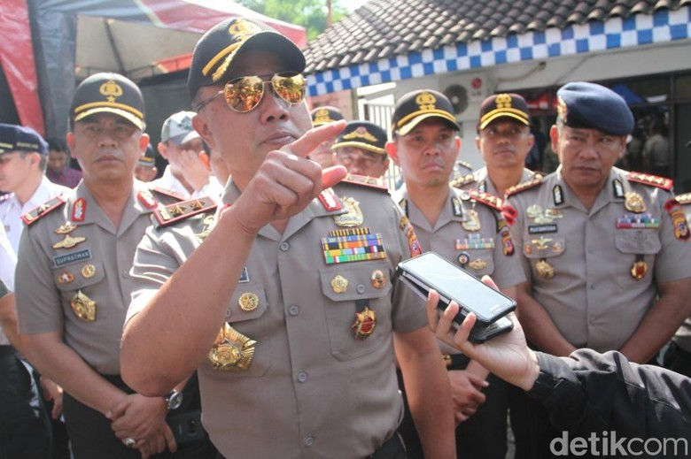 Kapolda Jabar Siap Pecat 8 Polisi Sukabumi yang Gelapkan Sabu