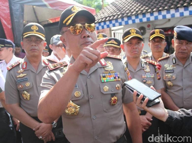Polda Jabar Awasi Ujaran Kebencian di Medsos Selama Pilkada 2018