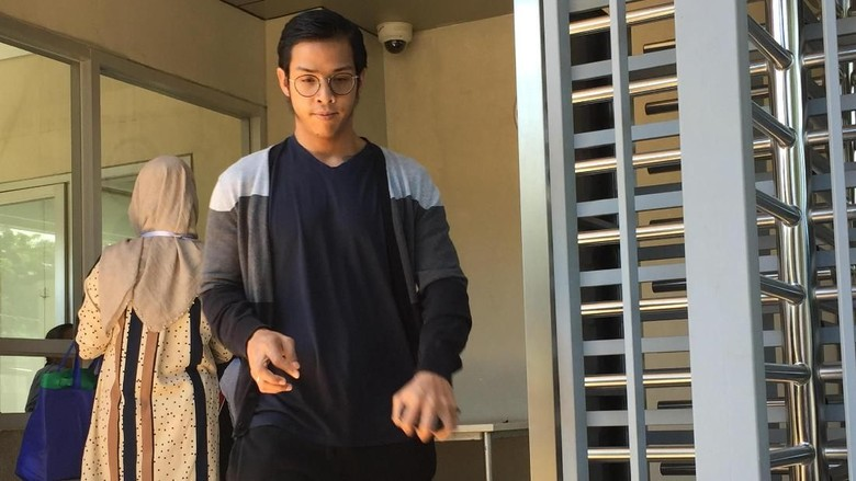 Susul Adiknya, Anak Novanto Rheza Herwindo Juga Datangi Rutan KPK