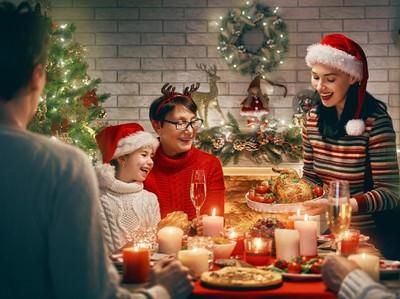 Berbagai Pilihan Makanan Sehat Agar Tetap Sehat Saat Natal