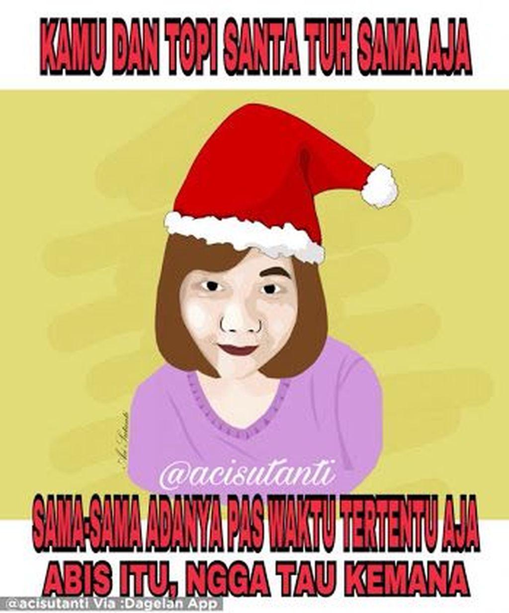 Meme Perayaan Natal Yang Lucu Dan Menggelitik