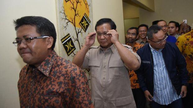 Malu-Malu Prabowo Jadi Capres 2019