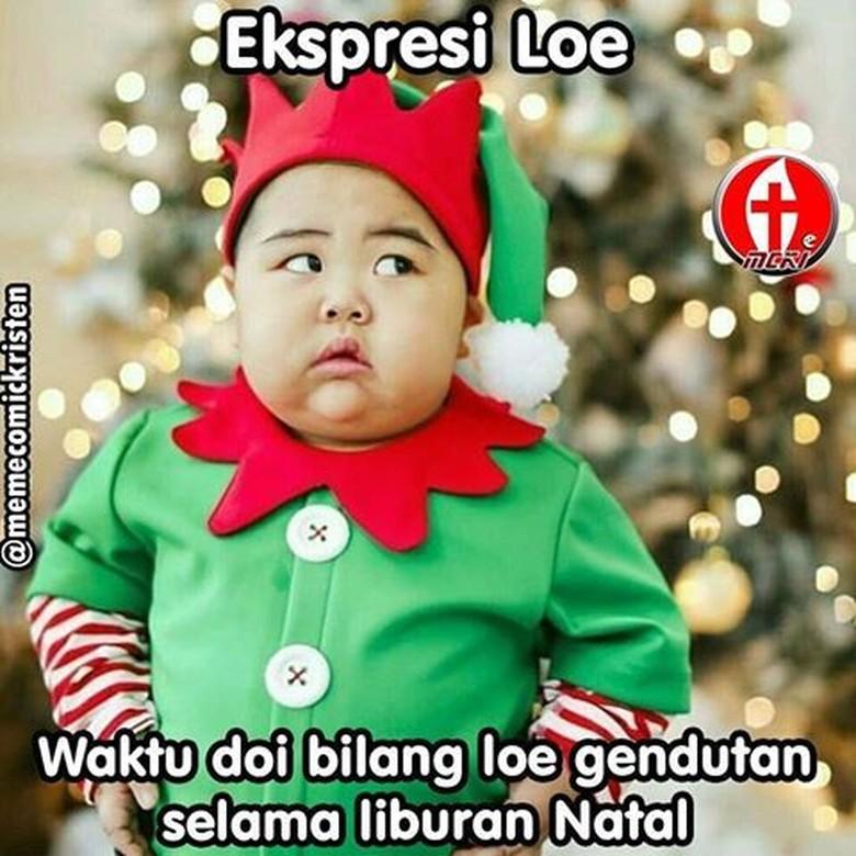 Meme Lucu Natal Meme Perayaan Natal Yang Lucu Dan Menggelitik 8126