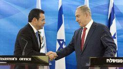 Kini Guatemala Akui Yerusalem Sebagai Ibu Kota Israel