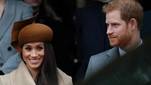 Saat Pangeran Harry Ajak Tunangannya ke Natal Keluarga Kerajaan