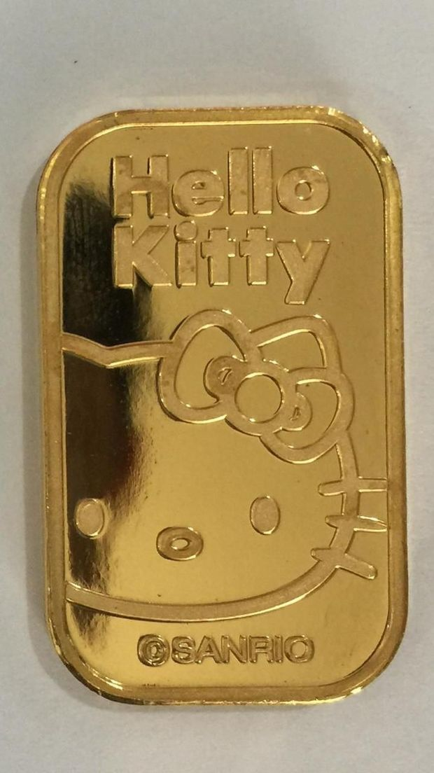Mau Beli Emas Hello Kitty Dari Antam Ini Caranya