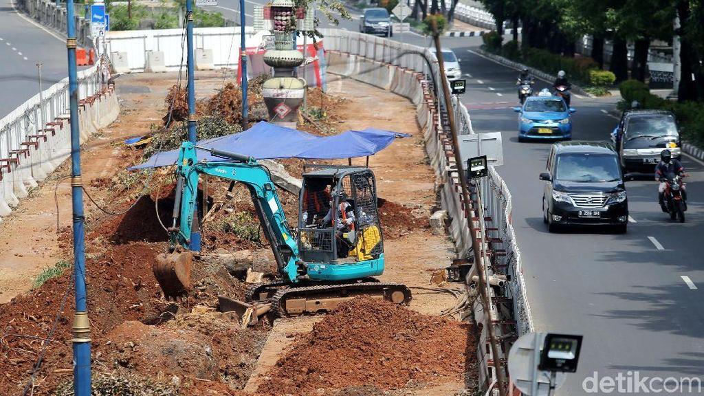 Lahan Depo LRT Jabodebek di Bekasi Tak Kunjung Tuntas