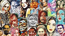 Kaleidoskop 2017: yang Geger dari Jagat Hiburan