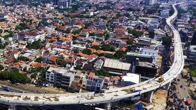 Dirintis Sejak 1985, Proyek MRT Jakarta Dimulai di Era Jokowi