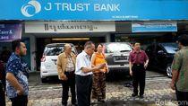 Kasus Antaboga, Pengadilan Sita Aset Bank J Trust Cabang Solo