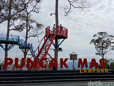 Catat, Ini 15 Tempat Asyik Buat Liburan di Lampung