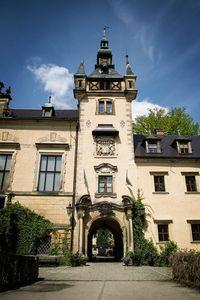 Tempatnya berada di Czocha Castle (Facebook/College of Wizardy)