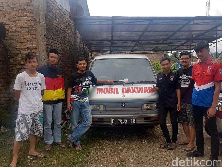 Lika-liku Geng Motor di Sukabumi Saat Bergerak Hijrah