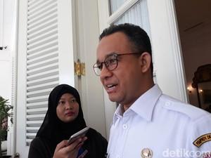 Anies: Pencegahan Difteri di Jakarta Terus Dimasifkan