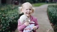 Upaya Ibu Agar Putrinya yang Punya Tanda Lahir Besar Tetap Pede