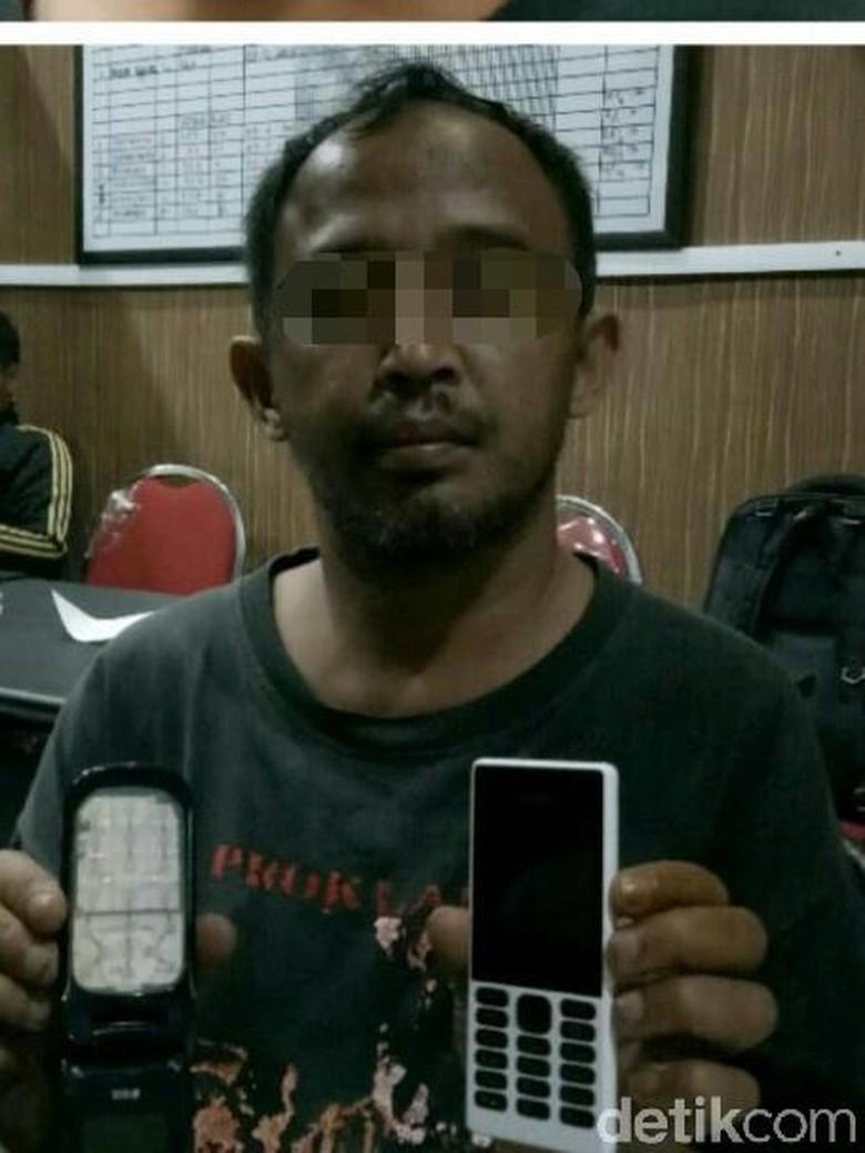 DPO Perampasan Mobil Travel Diciduk Polisi di Rumahnya