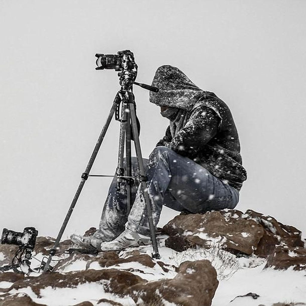 Tips agar Kamera Tak Berembun Saat Motret di Udara Dingin