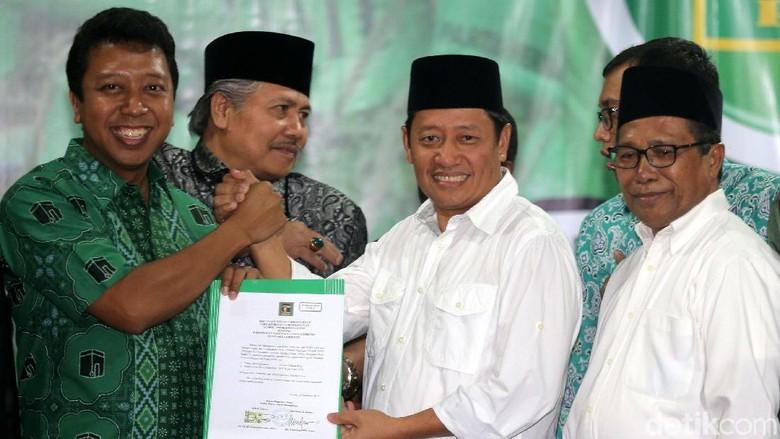 PPP Dukung AHM-Rivai di Pilgub Maluku Utara
