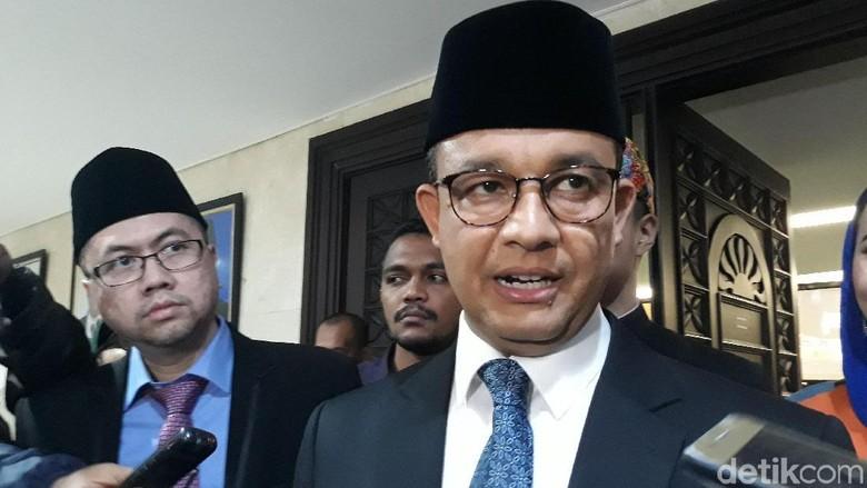 Anies: Selama 2017 Difteri di Jakarta Melonjak 109 Kasus