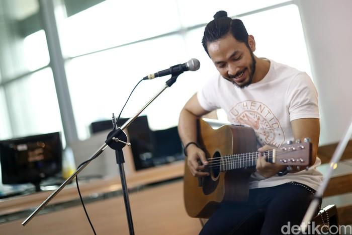 Uki Noah. Foto: Asep Syaifullah/detikcom