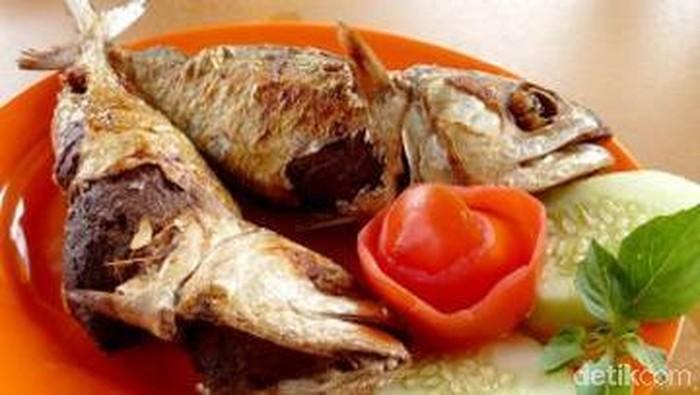 Ikan kembung (Foto: detikfood)