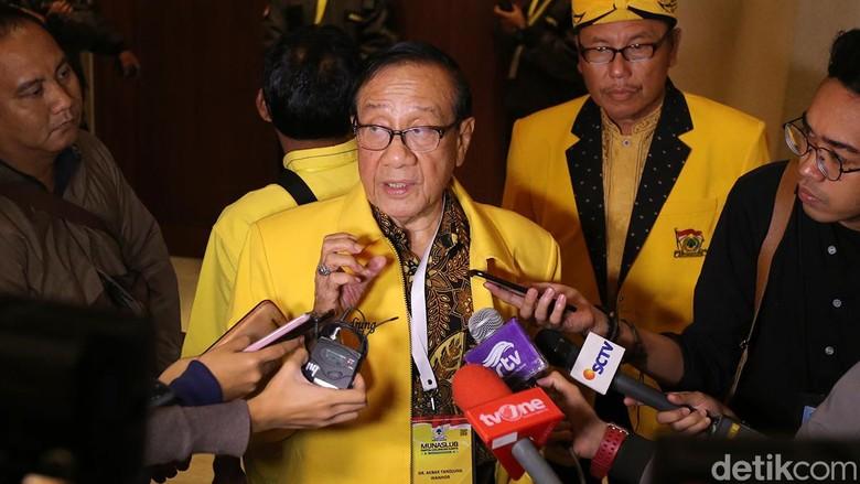 Priyo Jadi Sekjennya Tommy Soeharto, Akbar Tandjung Kaget