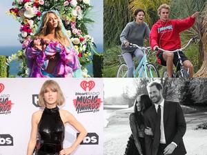10 Momen Seleb Hollywood Paling Menghebohkan 2017