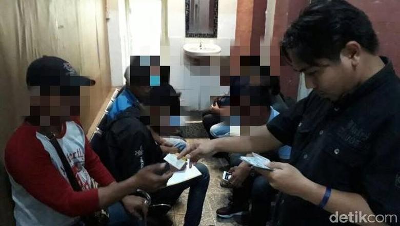 Razia Preman di Bandara Soekarno-Hatta, 17 Orang Calo Diamankan