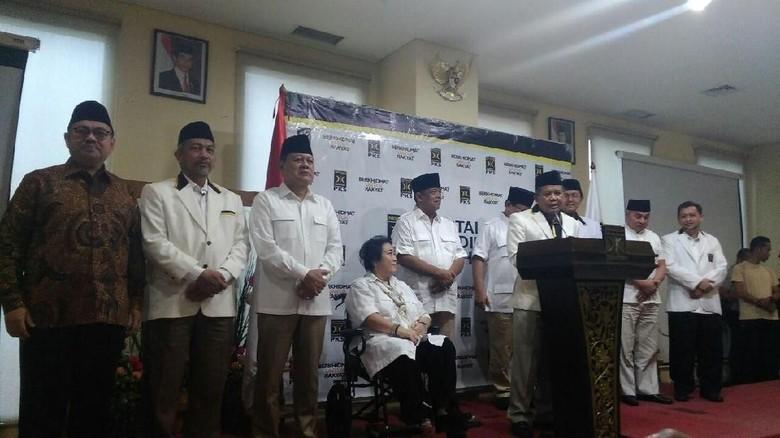 Gerindra-PKS-PAN Usung Pangkostrad Letjen Edy di Pilgub Sumut