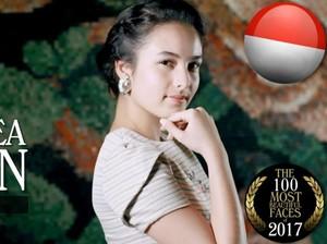 Tiga Artis Indonesia Jadi Deretan Perempuan Tercantik di Dunia