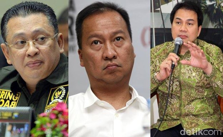 Golkar Didorong Setor Nama Calon Ketua DPR ke KPK, Berani?