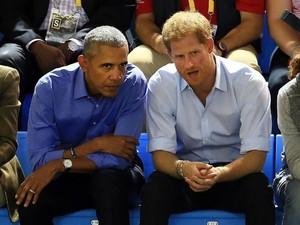 Obama Tak Diundang ke Pernikahan Pangeran Harry dan Meghan Markle?