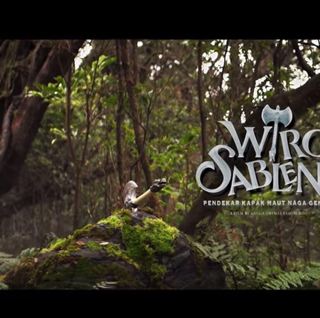 Wiro Sableng Capai 1,5 Juta Penonton, Ini Fakta di Balik Filmnya