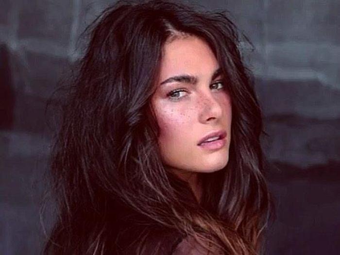 Ini adalah penampakan pertama dari kencantikan Francisca Sofia Novella, wanita yang disebut-sebut jadi kekasih baru Valentino Rossi (Instagram)