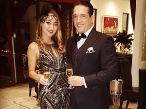 Siapa Pasangan yang Pesta dengan Model Cantik Sebelum Kematiannya?