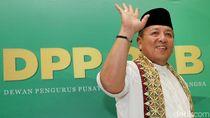 Cagub Arinal Janjikan Kain Tenun Tapis Khas Lampung Mendunia