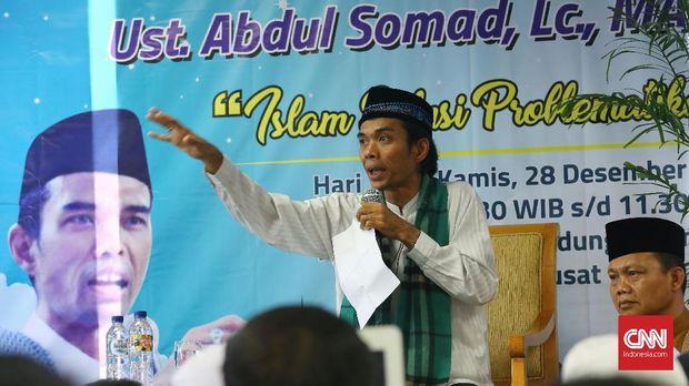Salim Segaf Ungkap Rencana Pertemuan Prabowo-Abduul Somad