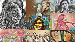 Kaleidoskop 2017: Tahun Pesta Musik Indonesia