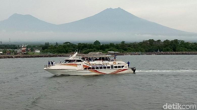 Incar Turis Asing, Kapal Cepat Banyuwangi-Bali Segera Dioperasikan