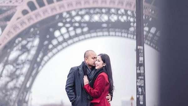 Vanessa Surya Kekasih Glenn Fredly, Kemesraan Bunga Zainal dan Sukhdev Singh
