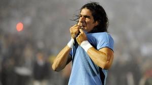 Rekor! Sebastian Abreu Gabung Klub ke-26 dalam Kariernya