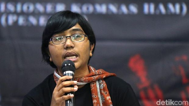 Direktur YLBHI Asfinawati