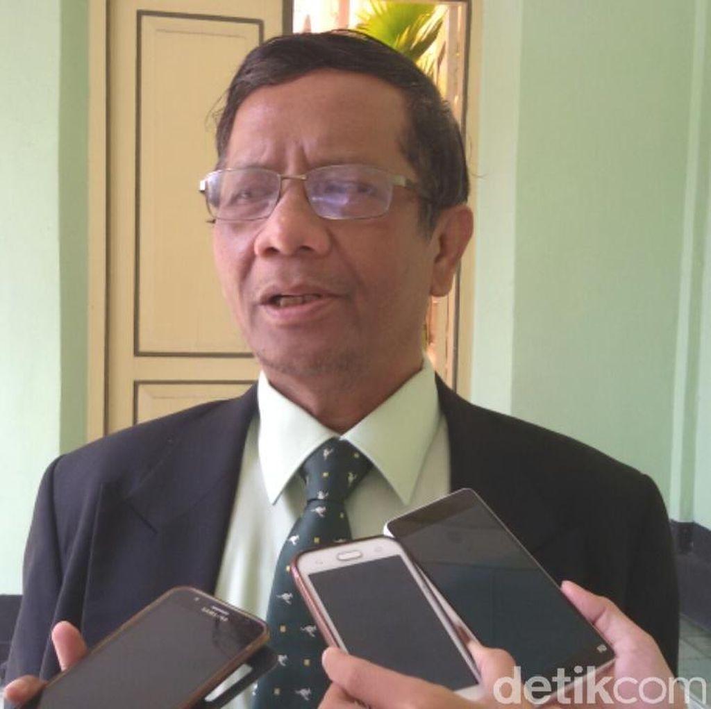 Mahfud MD Persilakan Perpres soal Gaji Pejabat BPIP Digugat ke MA