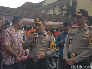 Ungkap 563 Kasus Narkoba di 2017, Polda Banten Tangkap 417 Pengedar
