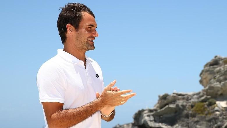 Realistis Tatap 2018, Federer: Prestasi Tahun Ini Akan Sulit Diulang