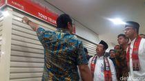 Kelilingi Gedung Baru Blok III Pasar Senen, Anies: Rapi, Nggak Becek