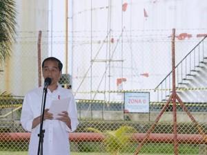 Gizi Buruk di Asmat, Jokowi: Akses ke Sana Sangat Berat Sekali