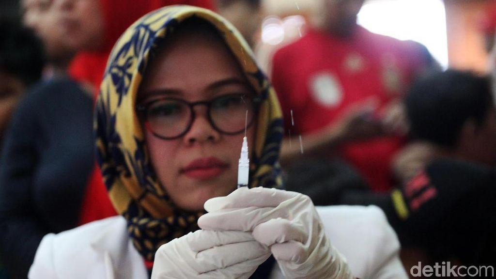Capaian Imunisasi MR: Papua Barat Tertinggi, Aceh Masih 6,43 Persen