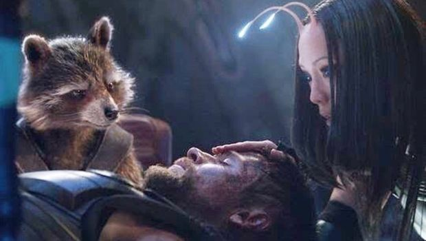 Mantis 'Guardians of The Galaxy' Rayakan Kemenangan Prancis